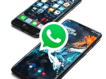WhatsApp iOS Android