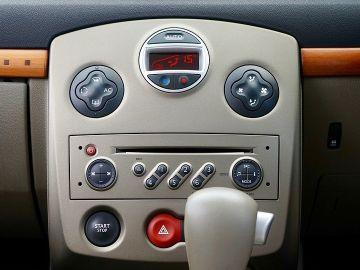 Interior de un coche