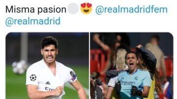 Tuit de Misa Rodríguez que borró tras los graves insultos