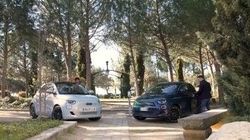 Fiat 500e y Fiat 500e (Cabrio)