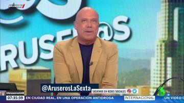 """Alfonso Arús, indignado por los cambios con AstraZeneca: """"Tendrían que ser más escrupulosos porque así no generan confianza"""""""