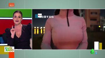 """Se hace pasar por mujer y se convierte en influencer con vídeos corriendo enfocando el """"bamboleo"""" de sus pechos"""