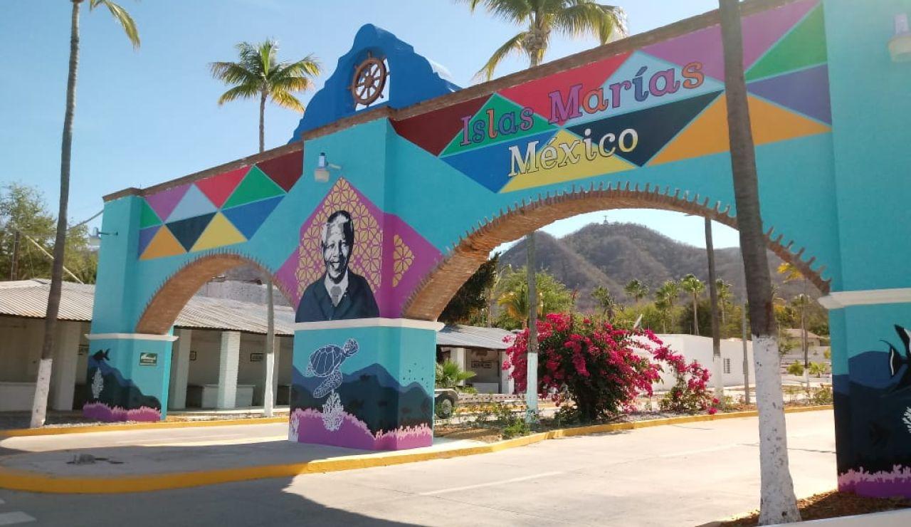 Islas Marías. México
