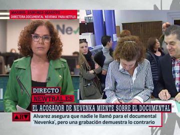 """La directora de 'Nevenka' relata la llamada a Ismael Álvarez: """"Le insistí hasta cuatro veces y hasta cuatro veces dijo que no"""""""