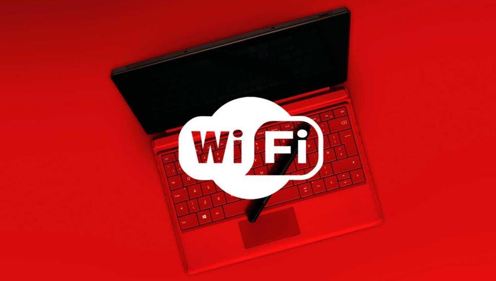 Recuerda la contraseña de la red Wifi con Windows 10