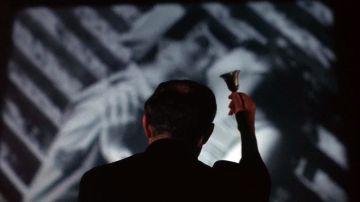 Fotograma de la película Cinema Paradiso