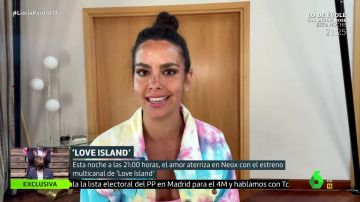 """Cristina Pedroche estrena 'Love Island' y desvela cómo era ella ligando: """"Mi cara no incitaba a la gente a acercarse"""""""