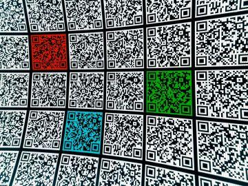 Códigos QR personalizados