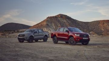 Ford Ranger Stormtrak y Wolftrack