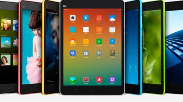 Tabletas Xiaomi Mi Pad