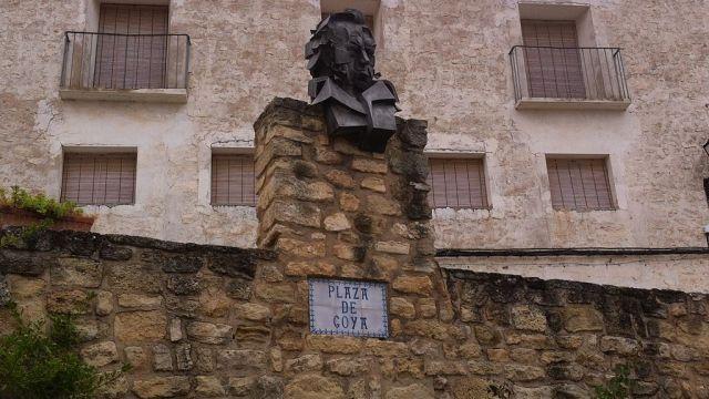 Plaza de Goya
