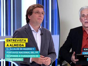 Kiko Veneno y Almeida