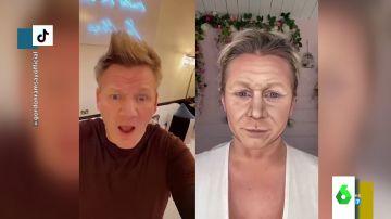 Gordon maquillaje