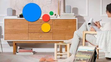 Activa en nuevo modo invitado en las pantalla y altavoces de Google