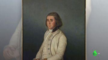 El cuadro de Goya con el retrato del marqués de Villanueva del Duero vendido por Fernando Ramírez de Haro
