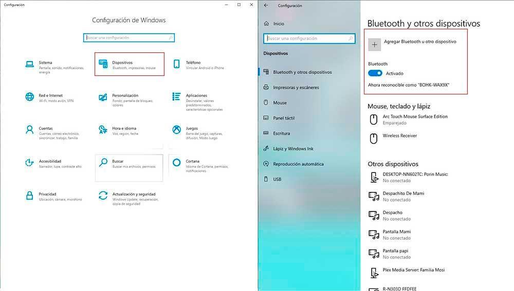 Cómo conectar tus auriculares Bluetooth al portátil