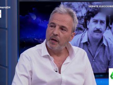 La impactante conexión de David Summers sobre la relación de Hombres G y Pablo Escobar