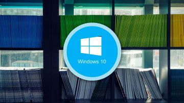 Dale un toque personal a tus carpetas con Windows 10