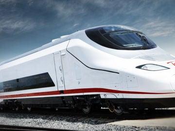 Tren AVRIL en circulación