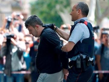 Juan Francisco López, condenado por agredir sexualmente a Laia