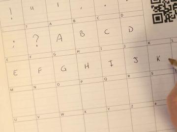Cómo transformar tu letra en una fuente para el ordenador