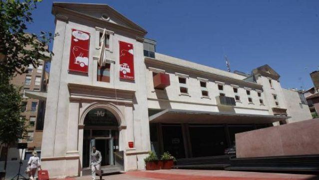 Museo del Fuego y de los Bomberos de Zaragoza