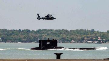 Submarino en Indonesia