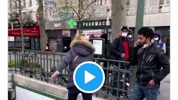Deportan a un español tras empujar por las escaleras a una mujer en el metro de París