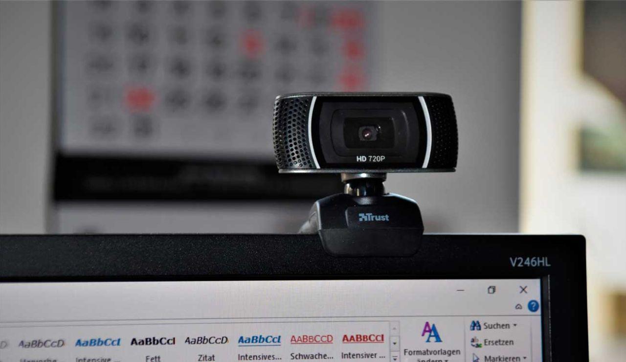 Usar tu iPhone como Webcam