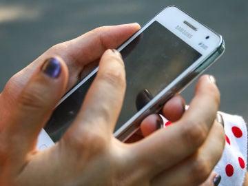 Un móvil Android veterano