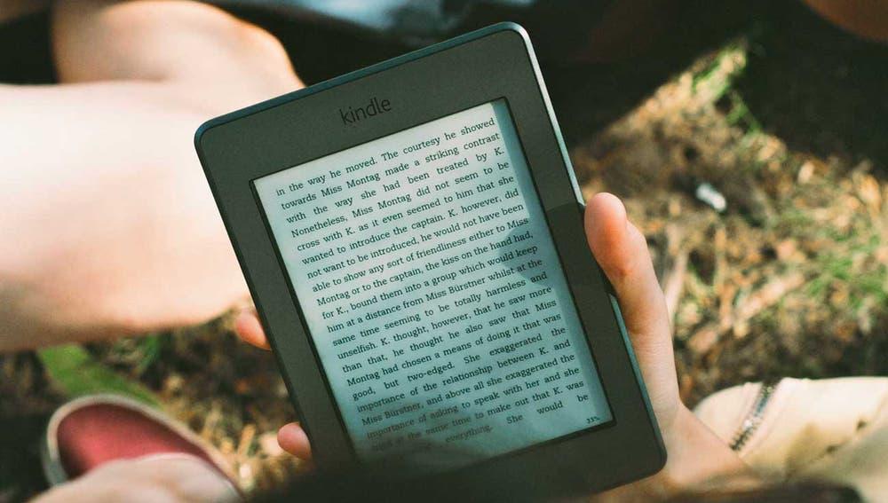 Crea una contraseña para tu Amazon Kindle