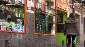 Imagen de una tienda de segunda mano