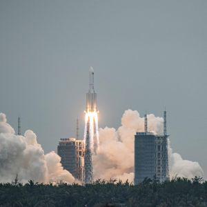 ¿Dónde caerá el cohete chino? ¿Cuál es la probabilidad de que lo haga en España?