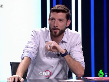 Omar Anguita (PSOE), en El Objetivo