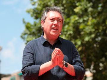 Juan Espadas, candidato a la Secretaría General del PSOE en Andalucía