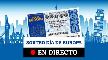 Sorteo de la Lotería Nacional Día de Europa: comprobar resultados de hoy, en directo