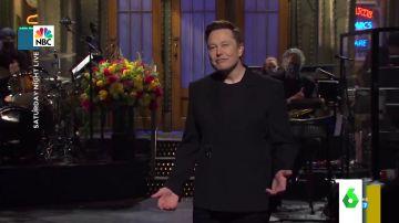 Elon Musk revela que tiene Asperger durante su monólogo en Saturday Night Live