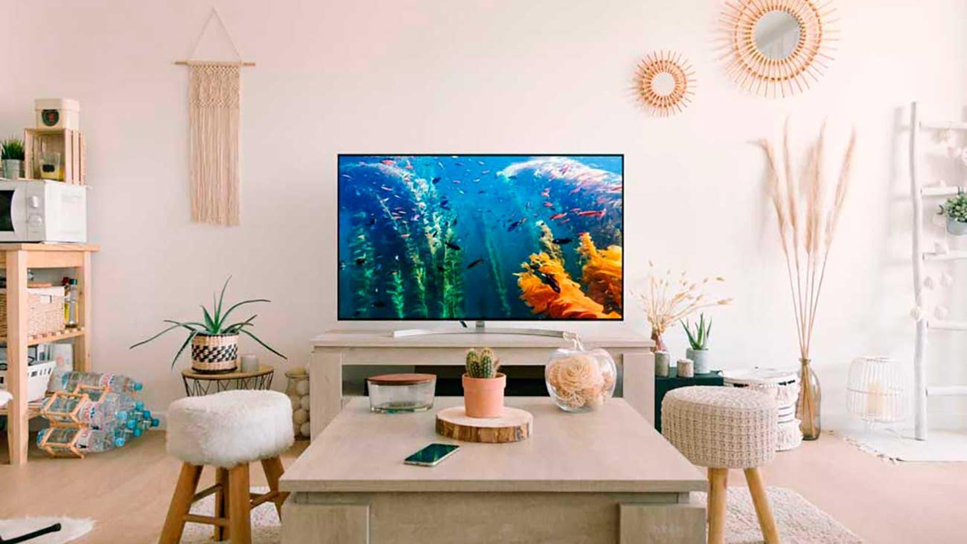 Elige el televisor que mejor se ajuste a tus necesidades