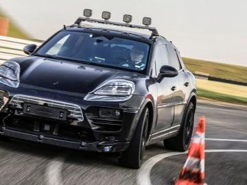 Porsche Macan eléctrico
