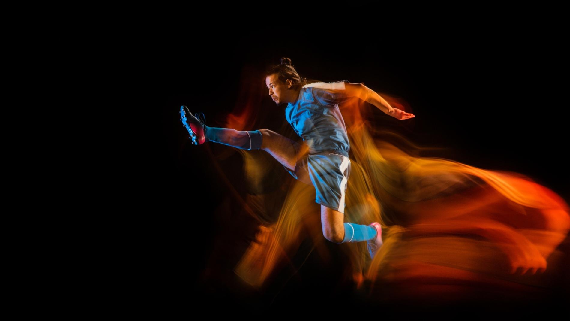 Estadistica para sacar mejor rendimiento a los pases en el futbol