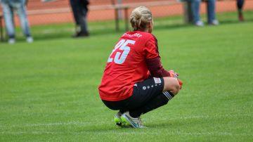portera de fútbol