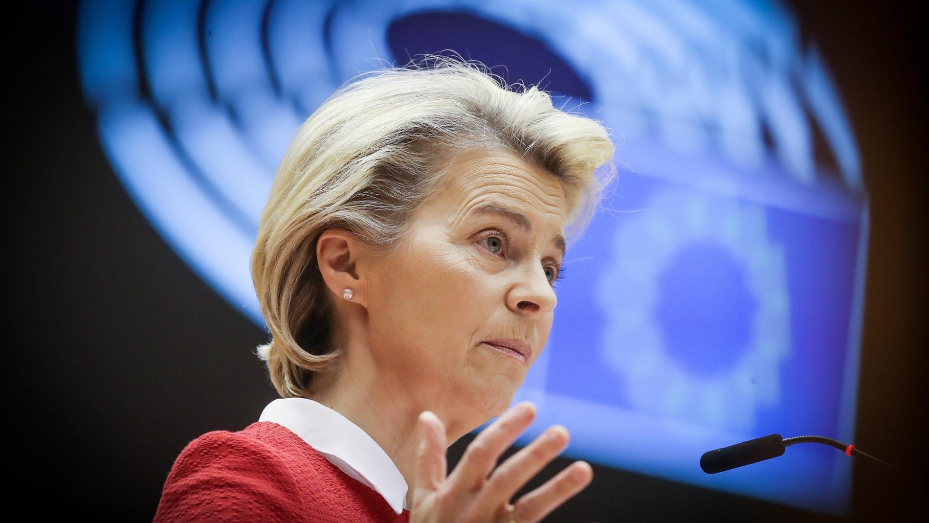 La UE se muestra dispuesta al dialogo sobre la suspension de patentes de las vacunas contra la covid 19