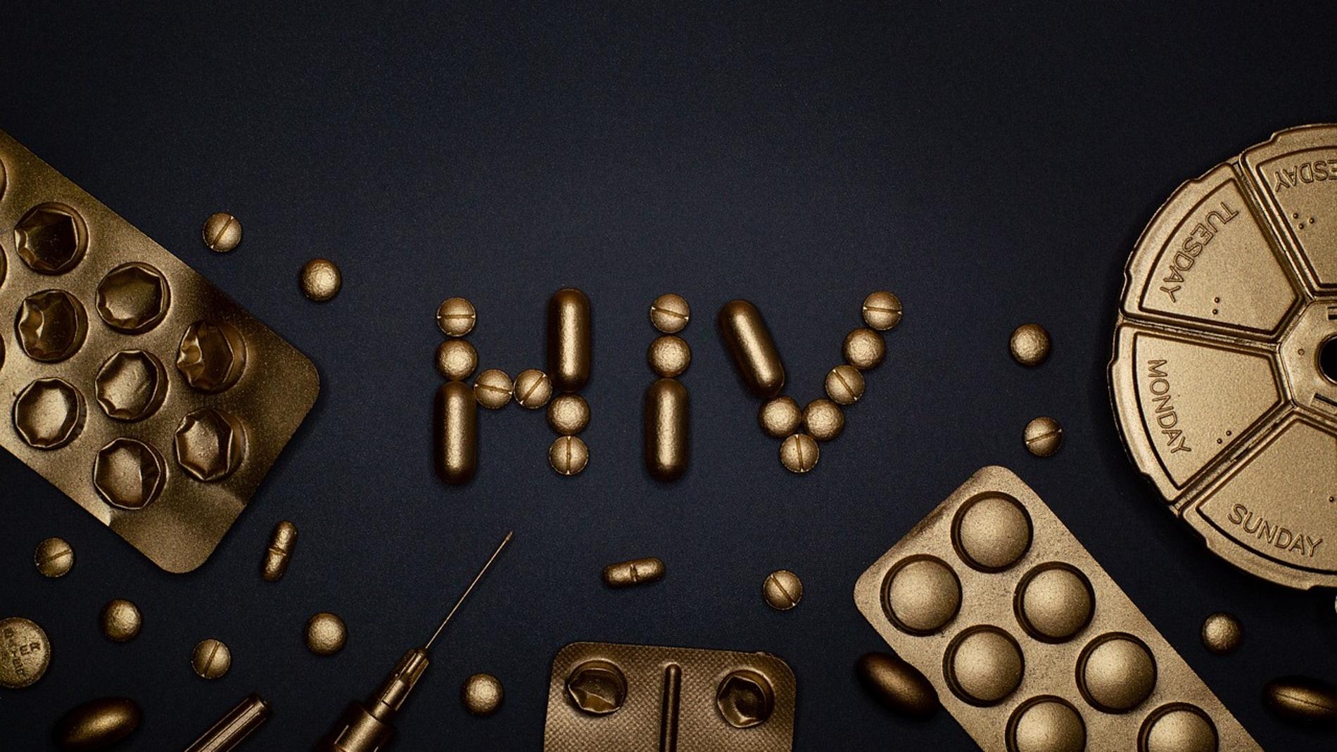 pastillas para tratar el VIH
