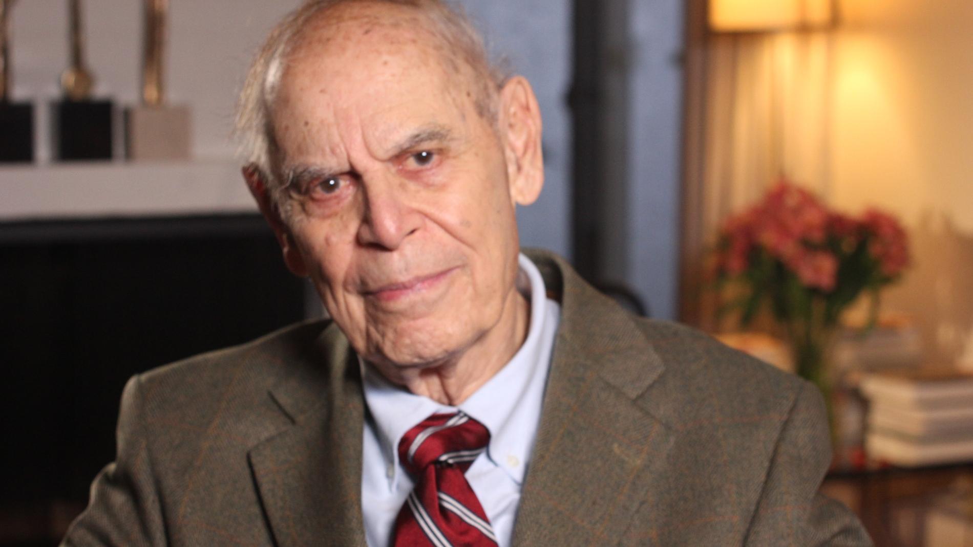 Premio Fronteras del Conocimiento a Gerald Holton por revelar la dimension cultural de la ciencia