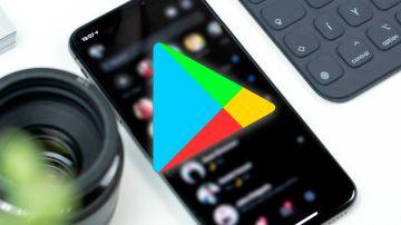 Activa el modo oscuro en Google Play
