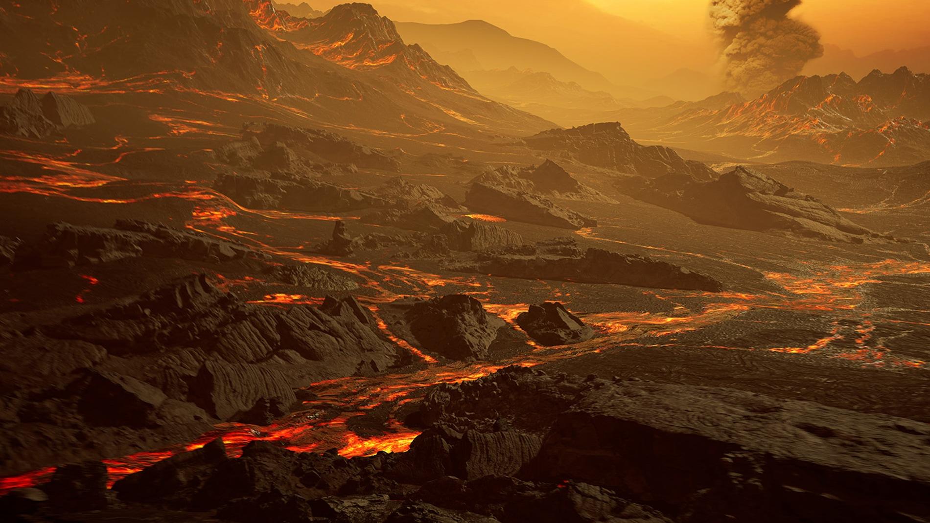 Descubierta una cercana supertierra ideal para la investigacion atmosferica
