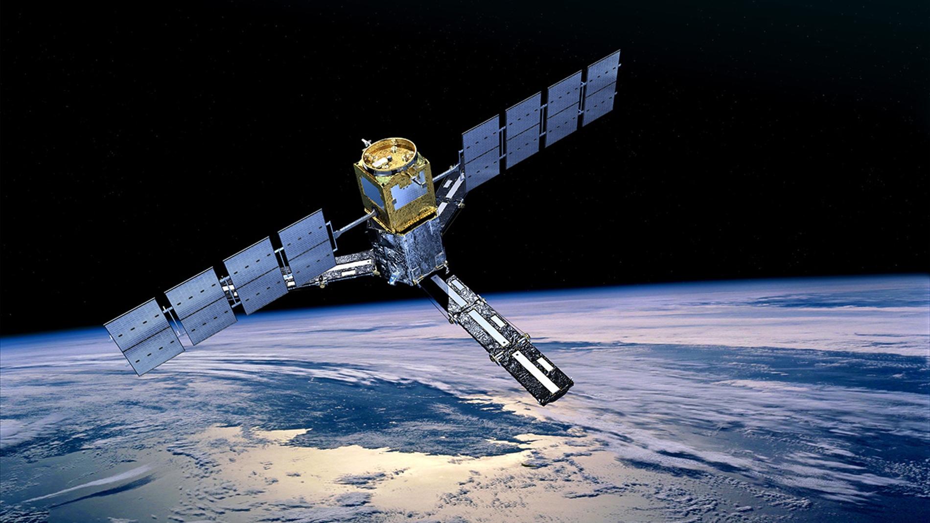 Un satelite que estudia el agua puede monitorizar tambien la actividad solar