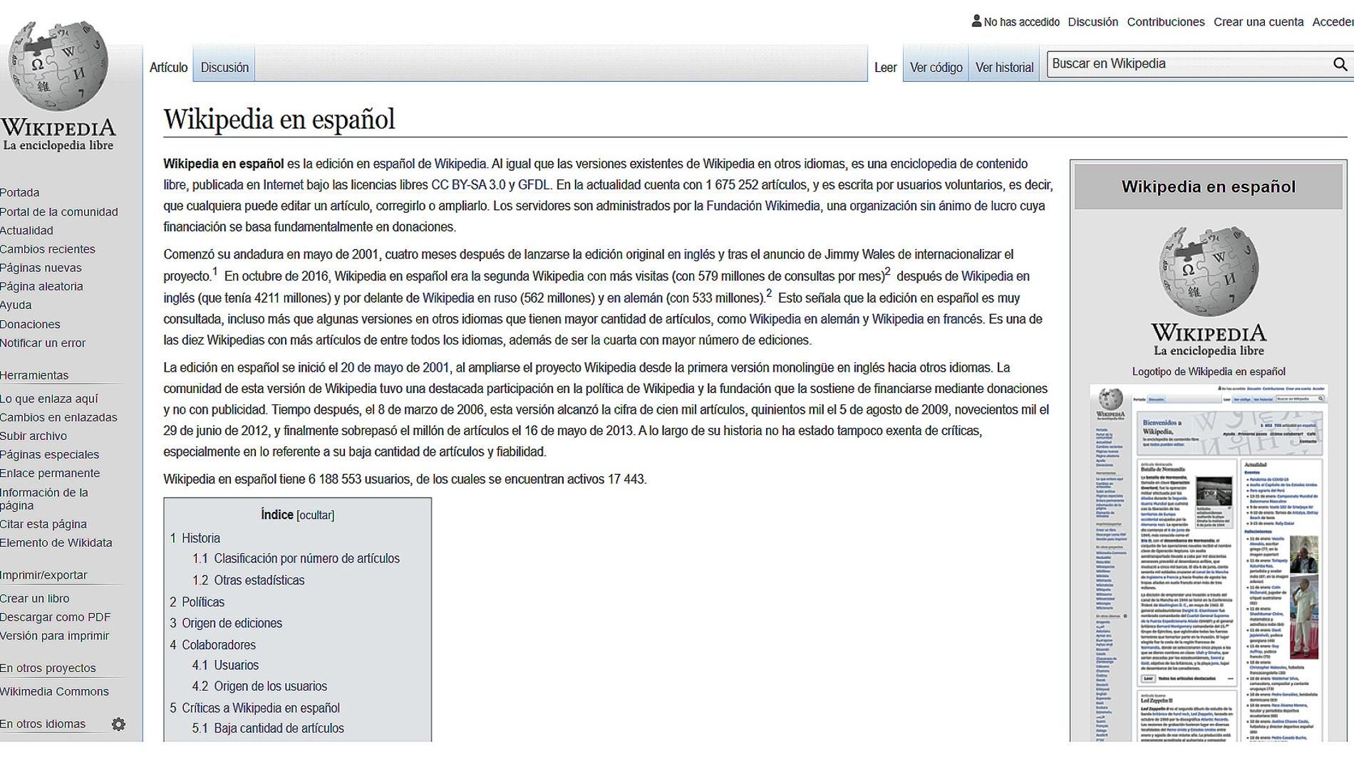 Muy pocas mujeres editan la Wikipedia en espanol