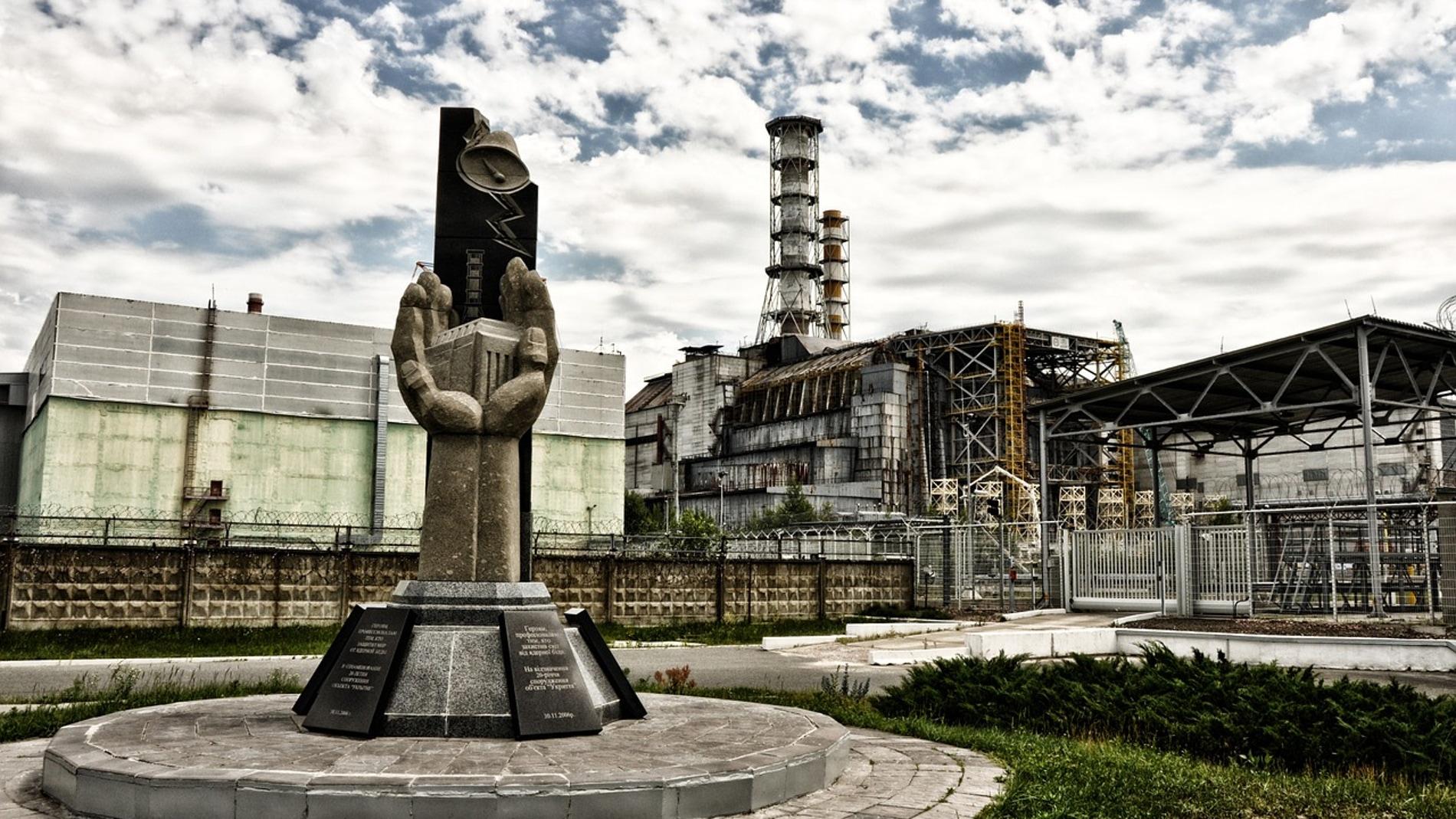 Estación de Chernóbil