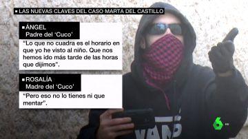 La Justicia vuelve a procesar a 'El Cuco' y su madre al considerar que mintieron en el caso sobre el asesinato de Marta del Castillo